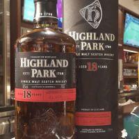Highland Park 18 years 高原騎士 18年 (700ml 43%)
