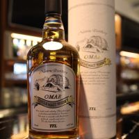 TTL Omar whisky (bourbon cask) 台灣菸酒 波本花香 (700ml 46%)