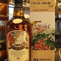 TTL OMAR 2015 lychee liqueur barrel finished 台酒威士忌 2015 荔枝風味桶 限量原酒 (700ml 51%)