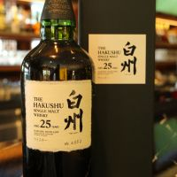 (現貨) Hakushu 25 years 白州 25年 經典收藏 (700ml 43%)
