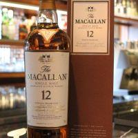 (現貨) Macallan 12 years 麥卡倫 12年 舊版雪莉 無雷射標 (700ml 40%)