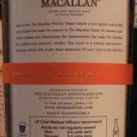 Macallan Easter Elchies Cask Selection 麥卡倫 莊園系列原酒 (700ml  52.3~59.7%)