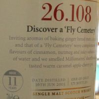 (現貨) SMWS 26.108 Clynelish 11 years 克萊力士 單桶原酒 11年 蘇格蘭威士忌協會 (700ml 60.4%)