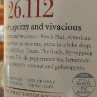 (現貨) SMWS 26.112 Clynelish 10 years 克萊力士 單桶原酒 10年 蘇格蘭威士忌協會 (700ml 59.6%)