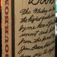 Booker's 7 years 原品博士 7年 經典美國波本威士忌 (750ml 63.6%)