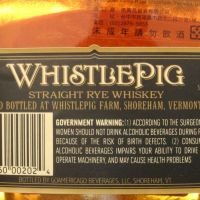 WhistlePig 11 years Straight Rye 111 proof 口哨豬 11年 裸麥 絕版 (750ml 55.5%)