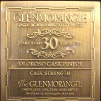 (現貨) GLENMORANGIE 30 years Old Version 格蘭傑 30年 舊版 雪莉原酒 (700ml 44.3%)