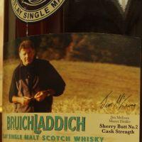 BRUICHLADDICH 1986 Sherry Butt No.2 布萊迪 1986 雪莉單桶 第二版 (700ml 54.9%)