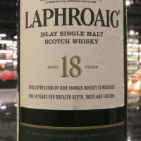 (現貨) LAPHROAIG 18 Years 拉佛格 18年 舊版 (750ml 48%)