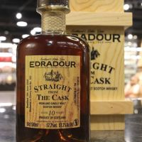 (現貨) EDRADOUR 2008 10 Years Sherry Butt 艾德多爾 10年 雪莉桶 單桶原酒 (500ml 57.7%)