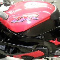 Kawasaki ZXR400 不可忘懷的川崎魂