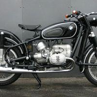 令人景仰的收藏 BMW R50~復古風再起