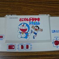 Bandai 1983年發售 大型彩色掌機 哆啦A夢~到處都是銅鑼燒啊!!