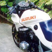 當代經典潮車 SUZUKI GSX-750 S3 夢幻刀