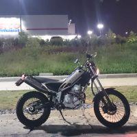 Yamaha Tricker 250 (XG 250)~