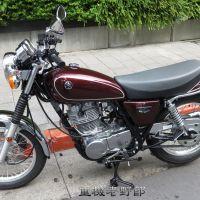 不老的經典 YAMAHA SR400