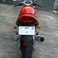 放浪不羈的街跑車-Suzuki Bandit 400V