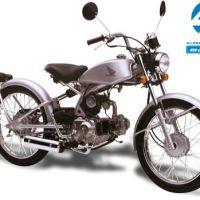 本田的小車精神~Honda Solo 50