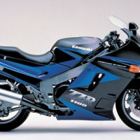 1990年代初期的最速機器~KAWASAKI ZZR1100