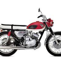 """1966 Kawasaki 250 A1 """"Samurai"""""""