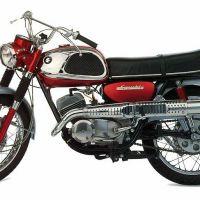 1967 SUZUKI TC250 Scrambler