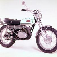 1968 YAMAHA TRAILトレール 250DT-1