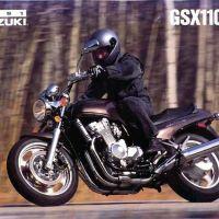 1990 SUZUKI GSX1100G 輸出車