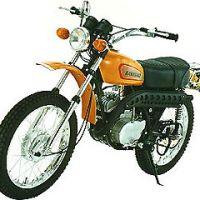 1970 カワサキ Kawasaki 250TR