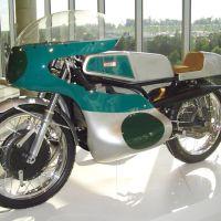 1963 東德製 MZ125 RE
