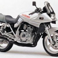1990 GSX1100S KATANA 刀