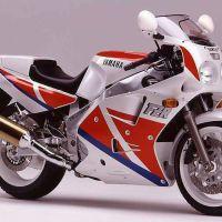 1990 YAMAHA FZR1000