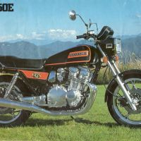 1980 SUZUKI GSX750E