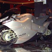 歷屆東京車展的概念車之一 1987 SUZUKI NUDA
