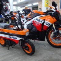 1980代の真2T魂!! HONDA Motocompo