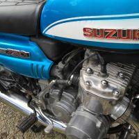 SUZUKI GT750~劃時代的巨輪
