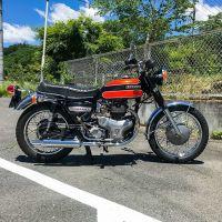 1970 Kawasaki W1SA