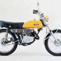 1970 YAMAHA 90 HT-1