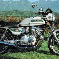 1980 SUZUKI GSX1100E