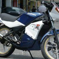 1990 SUZUKI RG50Γ