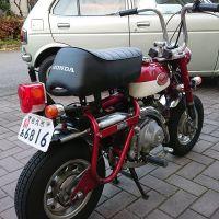 1970 HONDA Monkey Z50Z