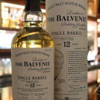 Balvenie 12yr Single Bourbon Barrel 百富 12年 波本單桶 (47.8% 30ml)