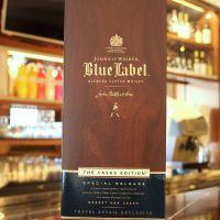 Johnnie Walker blue label the casks edition 約翰走路 藍牌原酒 (55.8% 30ml)
