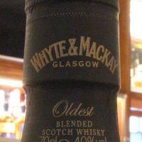 Whyte & Mackay 30yr Glasgow Oldest 懷特馬凱 30年 格拉斯哥 (40% 30ml)