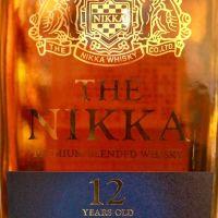 The Nikka 12yr Premium Blended Whisky (43% 30ml)