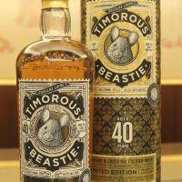 Douglas Laing's Timorous Beastie 40yr 道格拉斯蘭恩 黃金鼠 40年 限量原酒 (54.7% 30ml)