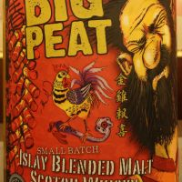 Douglas Laing's Big Peat New Year Taiwan Limited Edition 道格拉斯蘭恩 泥煤哥 金雞賀年 (53.9% 30ml)