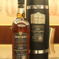 Chieftain's 27yr 1989 Naturel Cask Strength 老酋長 1989 27年 單桶原酒 (52.2% 30ml)