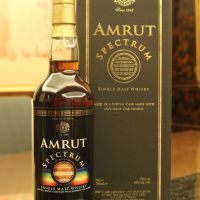 Amrut Spectrum Five Casks Matured  雅沐特 光譜 限量版 (50% 30ml)