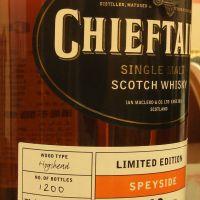 Chieftain's 32yr 2014 Speyside Limited Edition 老酋長 32年 限定版 (43% 30ml)