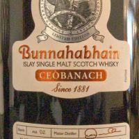 Bunnahabhain Ceòbanach Batch No.2 布納哈本 煙花水霧 第2版 (46.3% 30ml)